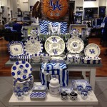 University of kentucky Tableware.